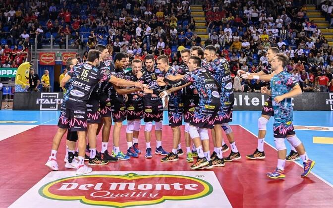 Perugia võrkpallimeeskond