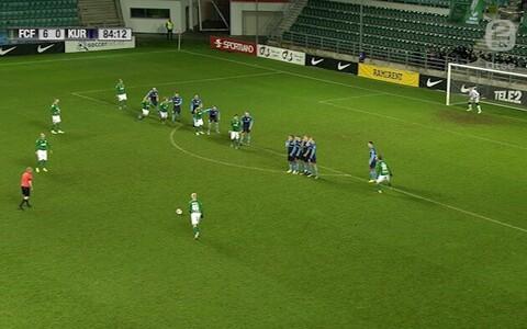Tallinna FC Flora - FC Kuressaare
