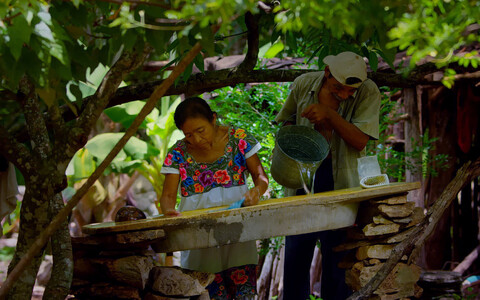 Mehhiko - loodus ja inimesed