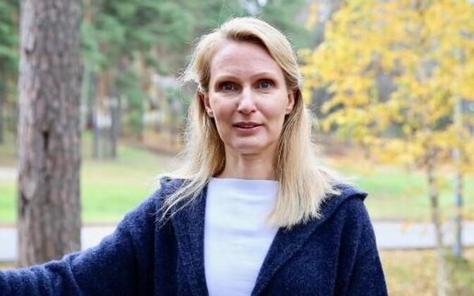 Tartu Ülikooli doktor Dagmar Narusson usub, et looduses olemine aitab vaimse tervise hoidmisele kaasa.