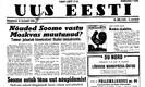 Uus Eesti 9.11.1939