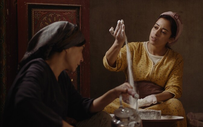 It's that time of year again as the PÖFF film festival dominates cultural events in Tallinn and Estonia, bringing movies from all round the world, in this case a still from 2019 Moroccan movie Adam.