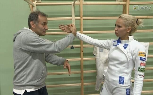 Angelo Mazzoni, Erika Kirpu