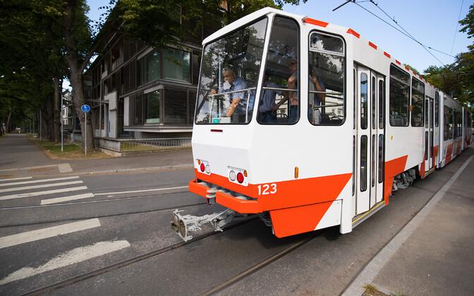 Сейчас в Таллинне не хватает около ста водителей общественного транспорта.