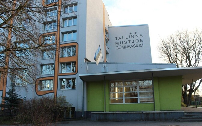 Здание гимназии Мустйыэ внешне выглядит новым, но оно нуждуется в реновации.