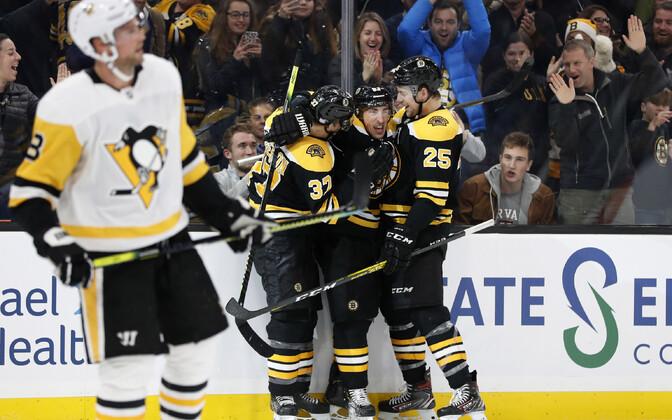 Boston Bruinsi mängijad