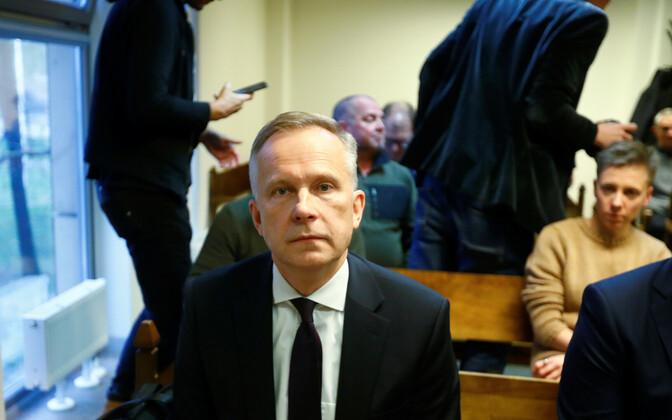 Läti keskpanga juht Ilmars Rimševics.