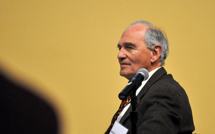 Ülikooli rahvusvahelise keskkonnapoliitika emeriitprofessor William Moomaw.