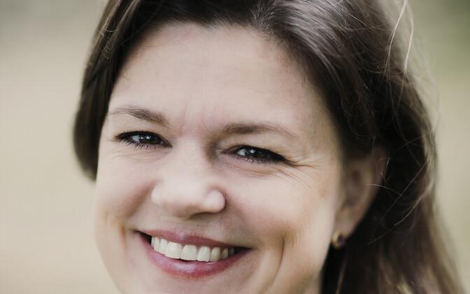 Нарвитяне смогут встретиться с известной шведской сказительницей Мег Немгорд.
