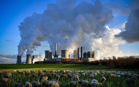 Kuigi sütt kasutatakse üha vähem, pole maailma CO2 heitmete hulk oluliselt vähenenud.