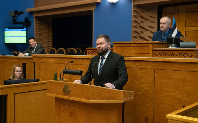 Kaimar Karu astus ministriametisse
