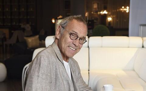 Andrei Kontšalovski, 82-aastane.
