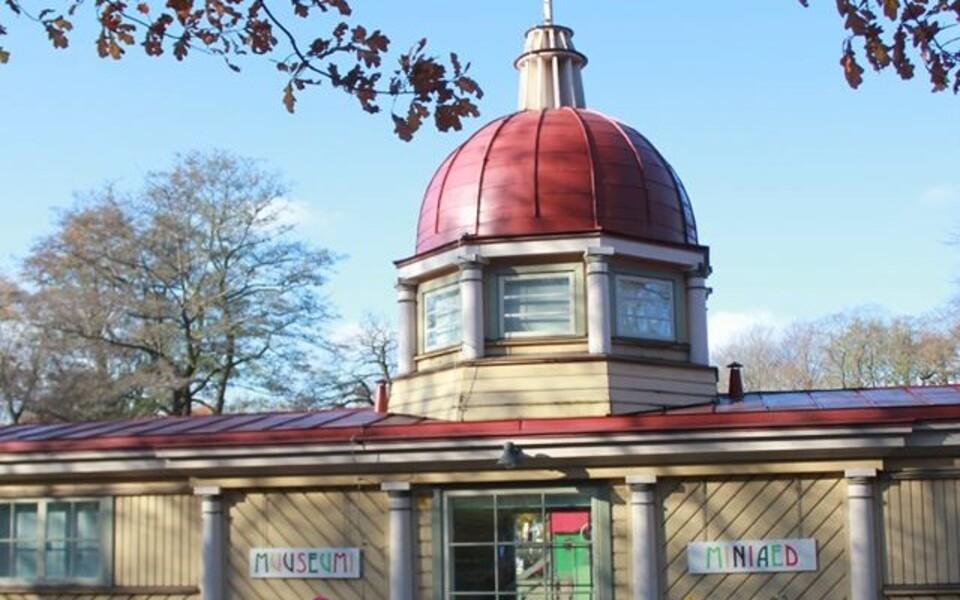 Lastemuuseum Miiamilla.