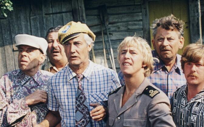 Mängufilm, Juhan Smuuli monoloogi