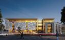 Rävala ja Estonia puiestee vahelise kvartali arhitektuurikonkursi võidutöö