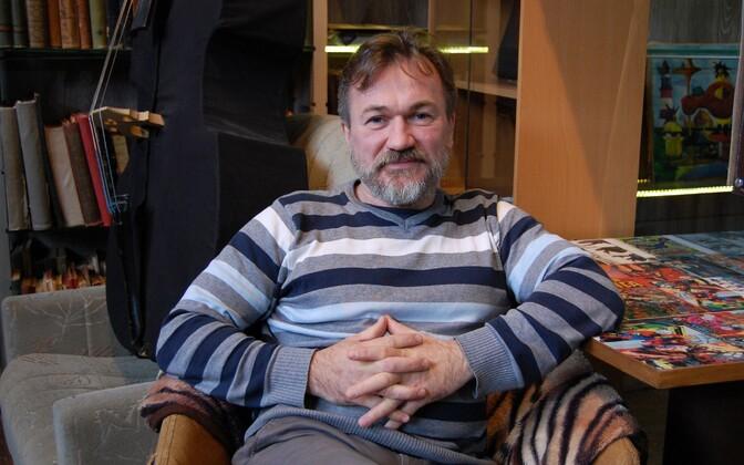 Четверть века книжному и издательскому делу таллиннского библиофила Дениса Полякова (Поля)