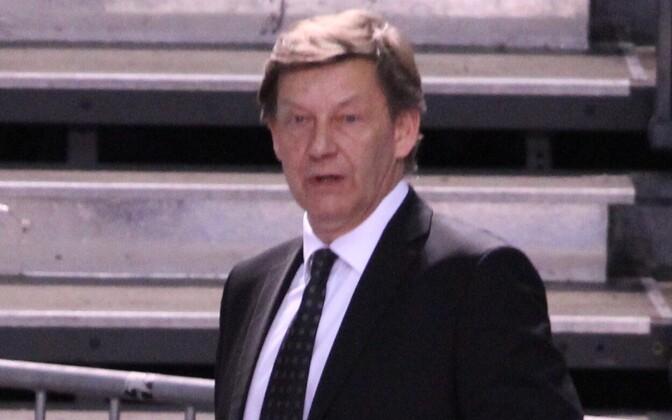 Футбольный эксперт Юрий Чурилкин.