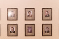 Gallery of former ministers at the Rural Affairs Ministry, including those from the Soviet and Nazi periods of occupation.