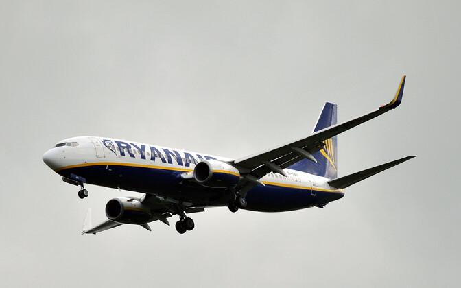 Ryanairi Boeing 737 MAX
