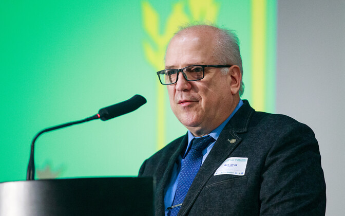 Minister of Rural Affairs Mart Järvik (EKRE).