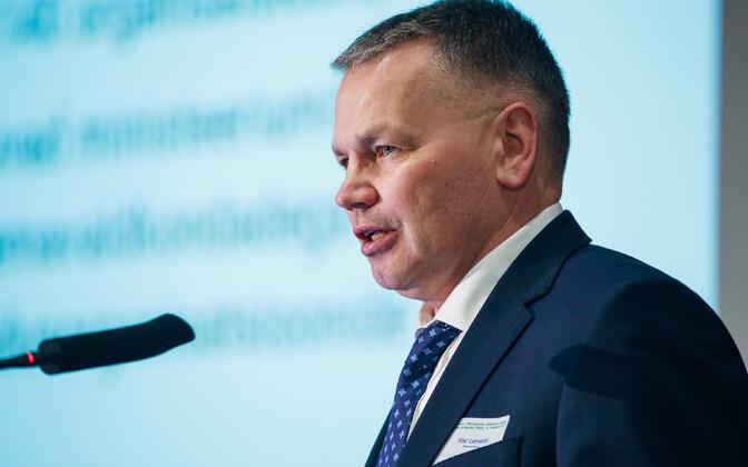 Канцлер Министерства по делам сельской жизни Иллар Леметти.