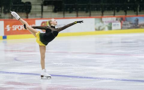 Iluuisuvõistlus Tallinn Trophy. Niina Petrõkina