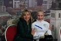 Iluuisuvõistlus Tallinn Trophy. Nataly Langerbaur
