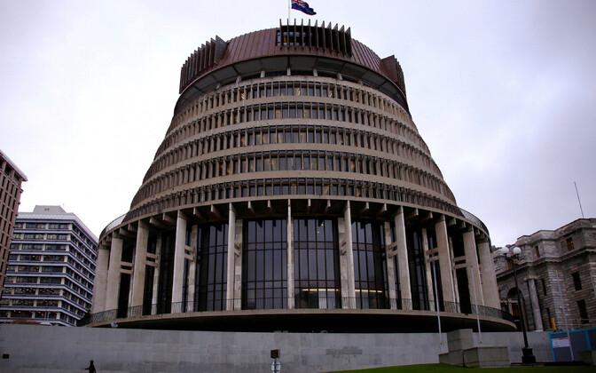 Uus-Meremaa parlamendihoone Wellingtonis.