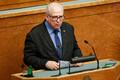 Mart Järviku umbusaldamise arutelu riigikogus.