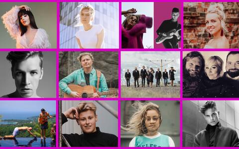 Полуфиналисты Eesti Laul-2020.