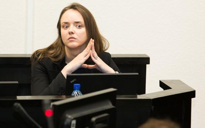 Prokurör Kati Reitsak.