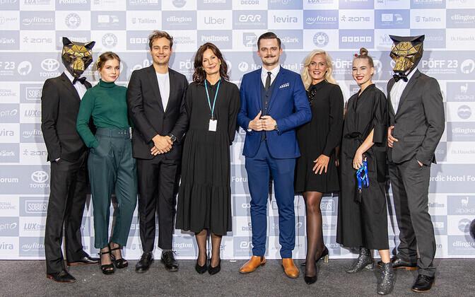 Открытие кинофестиваля PÖFF-2019.