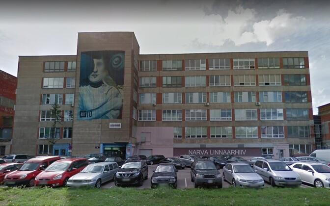 Здание на Линда, 4 в Нарве.