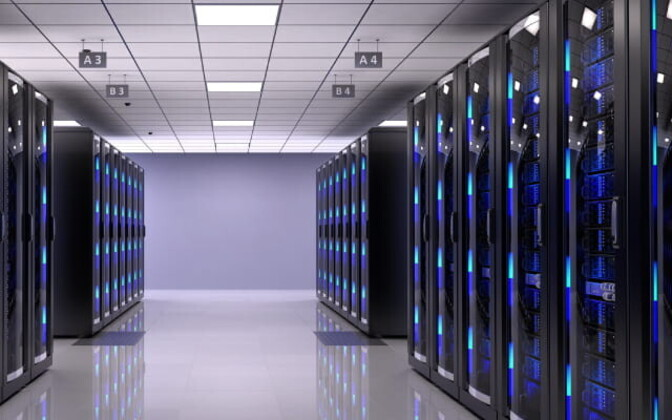 Servers. Photo is illustrative.