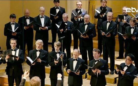Единственный в мире профессиональный мужской хор.