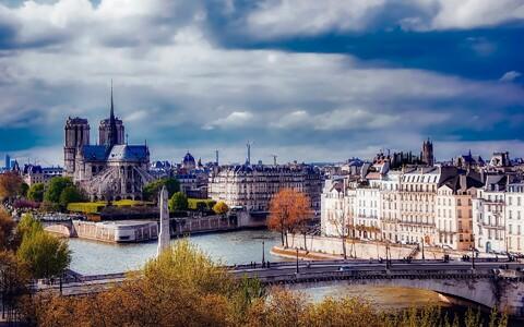 Париж. Иллюстративная фотография.