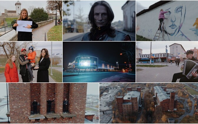 Кадры из клипа Avenova
