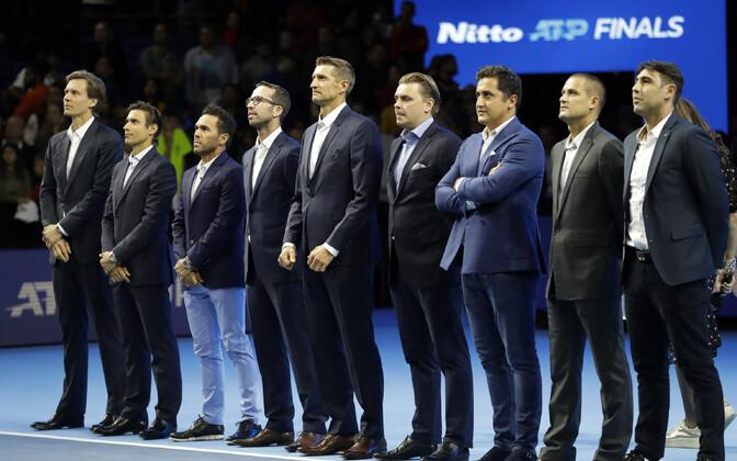 2019. aastal karjääri lõpetanud tennisistid