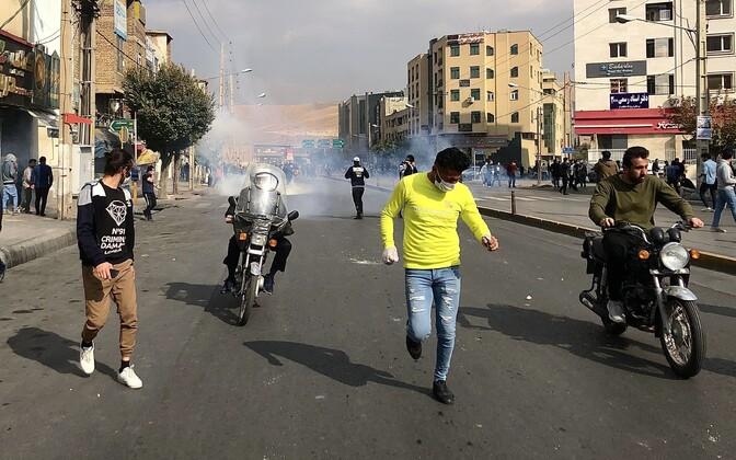 Protestijad Shirazis