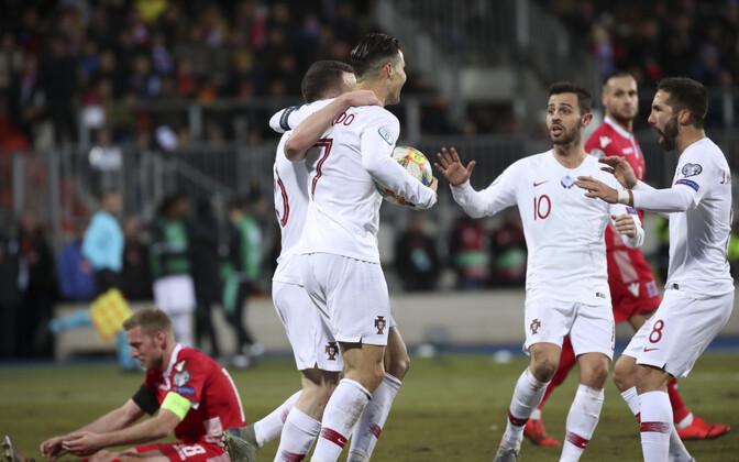 Portugali jalgpallikoondis