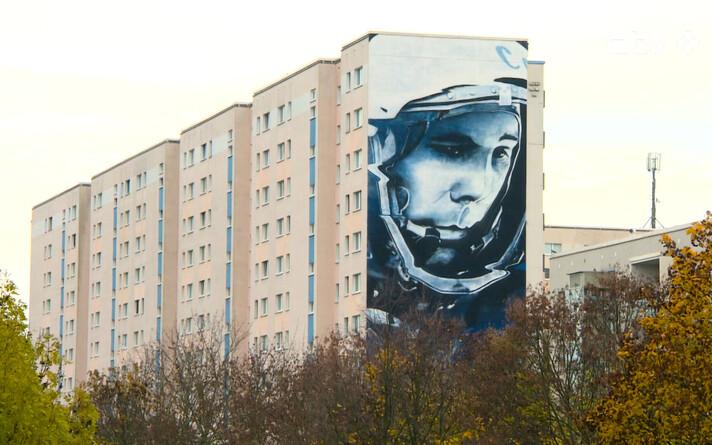 Район Марцан в Берлине.