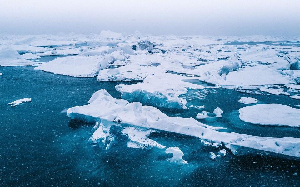 Põhja-Jäämeri.
