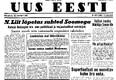 Uus Eesti 30.11.1939