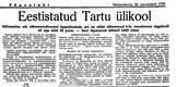 Päevaleht 30.11.1939