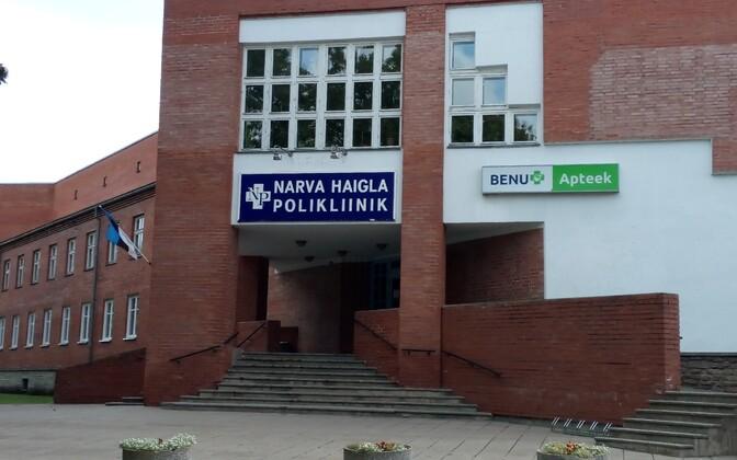 Инцидент случился рядом с городской поликлиникой.