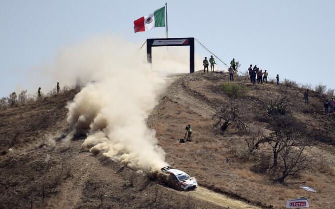 Mehhiko MM-ralli