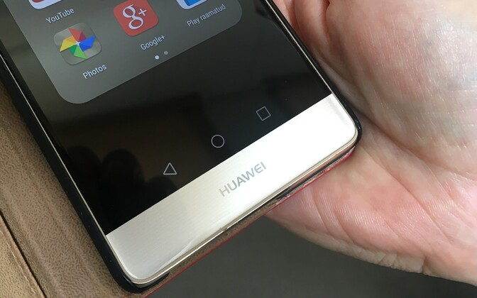 Huawei phones produced up to now and available in Estonia still have Google applications installed.