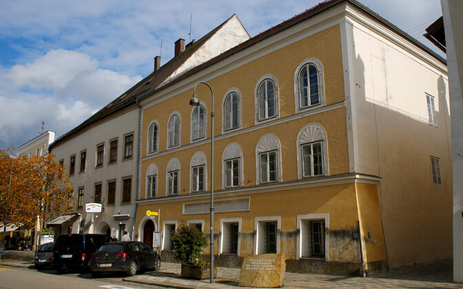 Hitleri sünnikodu Austrias Inni-äärses Braunaus.
