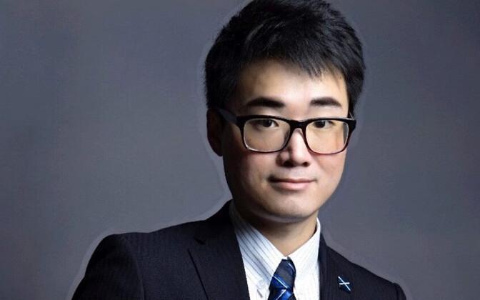 Simon Cheng.
