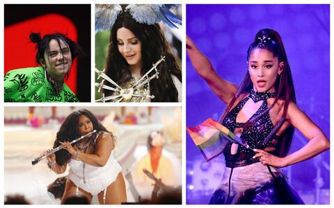 В числе номинантов премии Grammy - Билли Айлиш, Лиззо (Мелисса Вивиан Джеферсон), Ланы Дель Рей, Арианна Гранде.